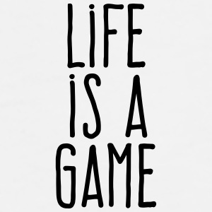 life is a game Sportswear - Men's Premium T-Shirt