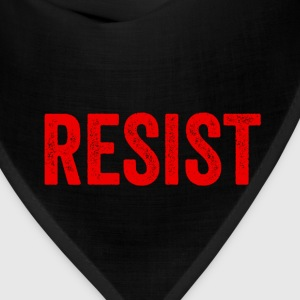 Resist Anti Donald Trump Immigration - Bandana