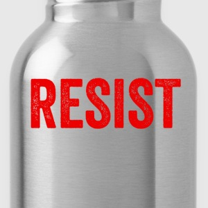 Resist Anti Donald Trump Immigration - Water Bottle