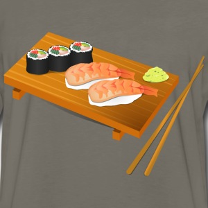 Sushi - Men's Premium Long Sleeve T-Shirt