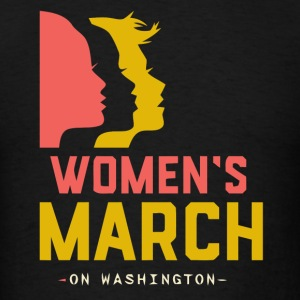 womens march - Men's T-Shirt