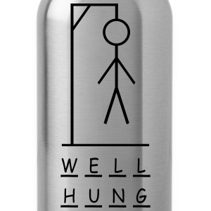 Well hung - Water Bottle