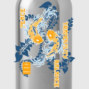 Asian Mural T-Shirts - Water Bottle