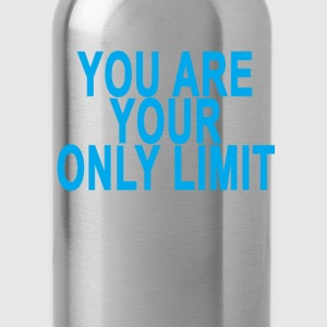 your_only_limit_ - Water Bottle
