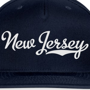 New Jersey Hoodies - Snap-back Baseball Cap