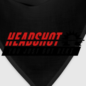 headshot T-Shirts - Bandana