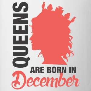 Born In December T-Shirts - Coffee/Tea Mug