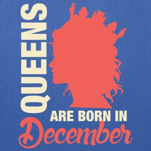 Born In December T-Shirts - Tote Bag