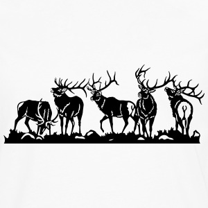 elks - Men's Premium Long Sleeve T-Shirt