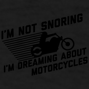I'm Not Snoring Mugs & Drinkware - Men's T-Shirt