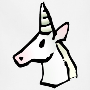 unicorn icon - Adjustable Apron