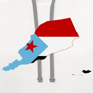 South Yemen Clothing/Supplies - Contrast Hoodie