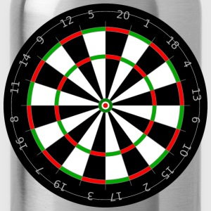 Dart Board - Water Bottle