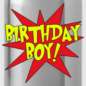 Birthday Boy Baby & Toddler Shirts - Water Bottle