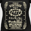 Vintage made in 1977 T-Shirts - Women's Maternity T-Shirt