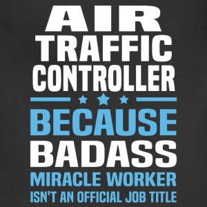 Air Traffic Controller Tshirt - Adjustable Apron