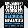 Amusement Park Worker Tshirt - Men's T-Shirt