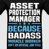 Asset Protection Manager Tshirt - Men's T-Shirt