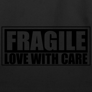 fragile T-Shirts - Eco-Friendly Cotton Tote