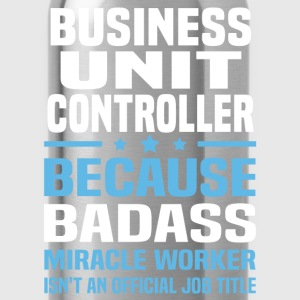 Business Unit Controller Tshirt - Water Bottle