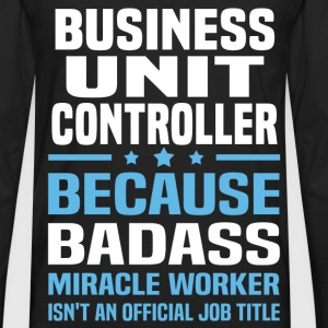 Business Unit Controller Tshirt - Men's Premium Long Sleeve T-Shirt