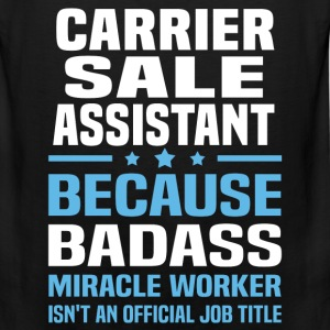 Carrier Sale Assistant Tshirt - Men's Premium Tank