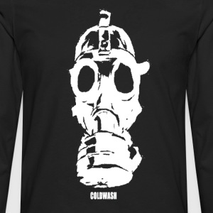 GAS MASK - Men's Premium Long Sleeve T-Shirt