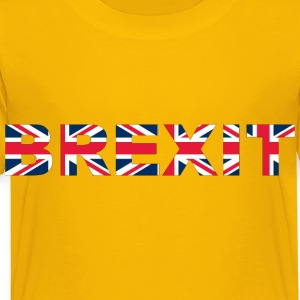 BREXIT - Toddler Premium T-Shirt