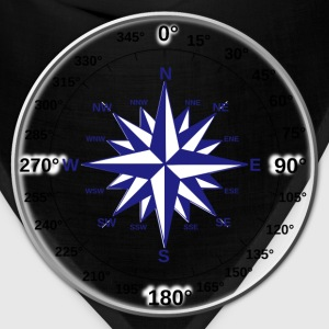 Dual Compass Rose - Bandana