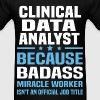 Clinical Data Analyst Tshirt - Men's T-Shirt