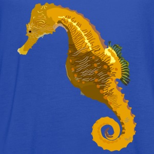 SEAHORSE T-Shirts - Women's Flowy Tank Top by Bella