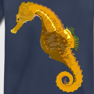 SEAHORSE Kids' Shirts - Toddler Premium T-Shirt
