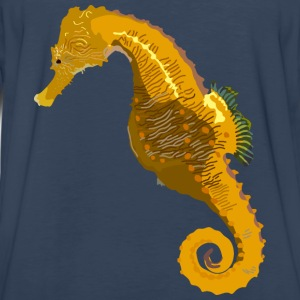SEAHORSE Kids' Shirts - Men's Premium Long Sleeve T-Shirt