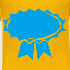 Award Ribbon - Toddler Premium T-Shirt