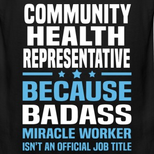 Community Health Representative Tshirt - Men's Premium Tank