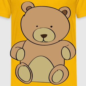 Teddy bear - Toddler Premium T-Shirt