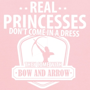 Real Princesses Archer T-Shirts - Kids' Hoodie