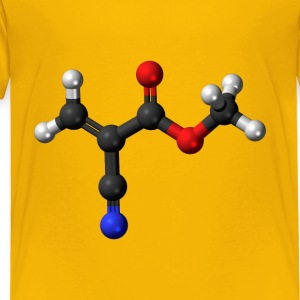 Famous (and infamous) molecules 30 - Toddler Premium T-Shirt