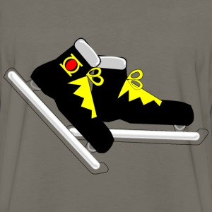 Pair of Skates - Men's Premium Long Sleeve T-Shirt