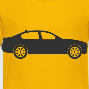 sedan - Toddler Premium T-Shirt