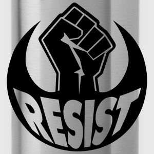 Resist power fist Tanks - Water Bottle