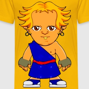 Cartoon man 17 - Toddler Premium T-Shirt