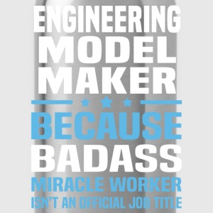Engineering Model Maker Tshirt - Water Bottle