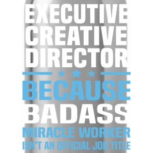 Executive Creative Director Tshirt - Water Bottle
