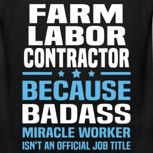 Farm Labor Contractor Tshirt - Men's Premium Tank