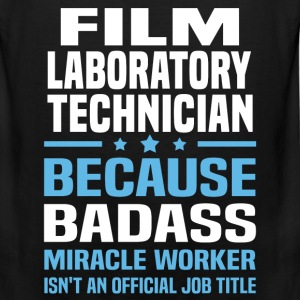 Film Laboratory Technician Tshirt - Men's Premium Tank
