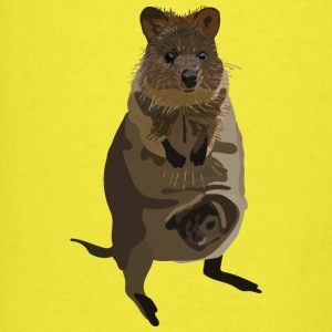 QUOKKA Baby Bodysuits - Men's T-Shirt