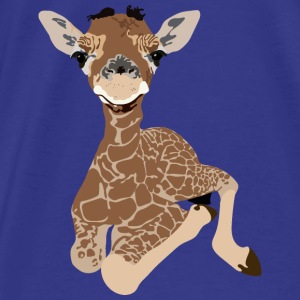 giraffe Bags & backpacks - Men's Premium T-Shirt