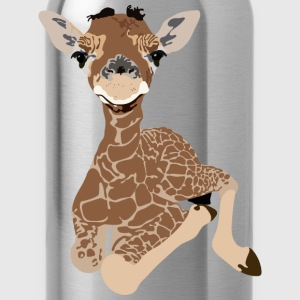 giraffe Kids' Shirts - Water Bottle