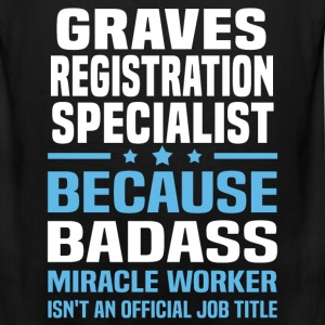 Graves Registration Specialist Tshirt - Men's Premium Tank